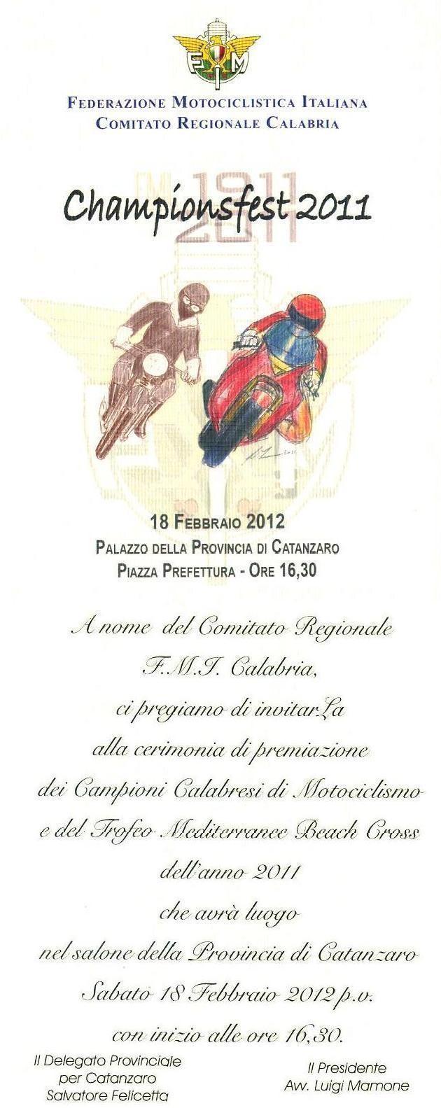 2011 premiazione motocross 18.02.2012