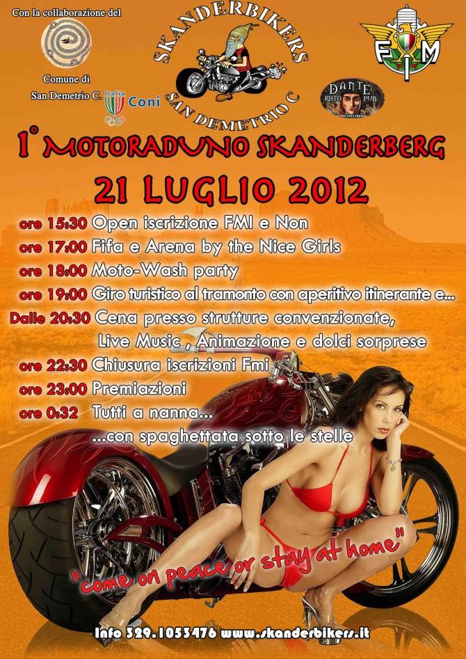 2012 skanderbikers 2