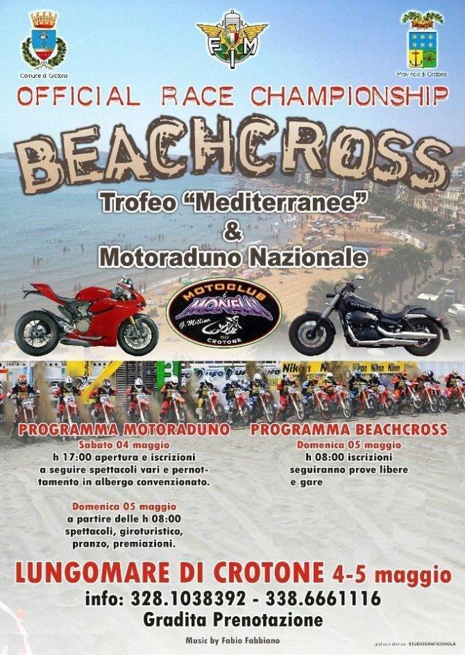 2013 BEACH CROSS - CROTONE 05-05-2013 - MC I MONELLI G. MELLINO