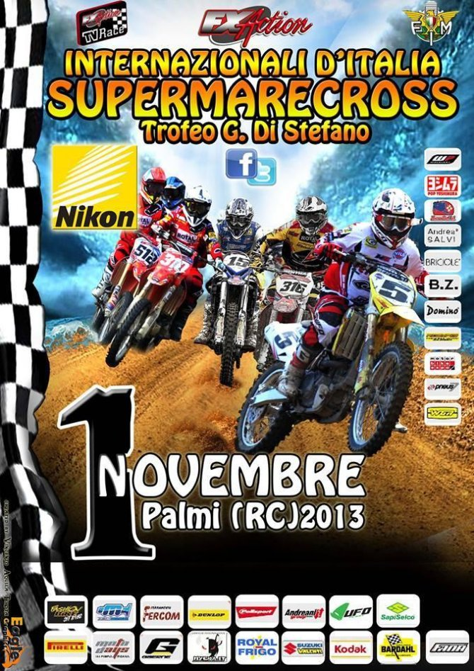 2013 supermarecross palmi