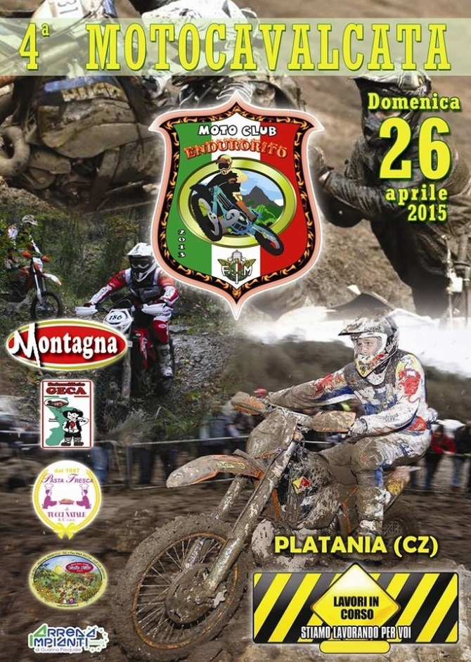 2015 Motocavalcata endurorito
