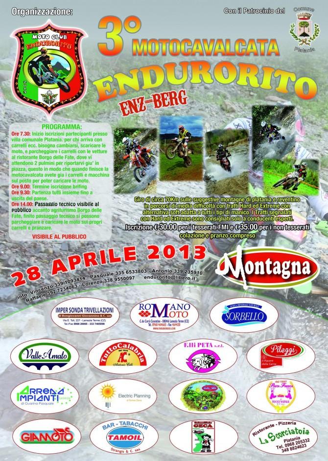 3 motocavalcata endurorito 2013