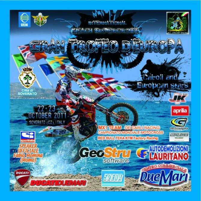 BEACH SOVERATO 2011