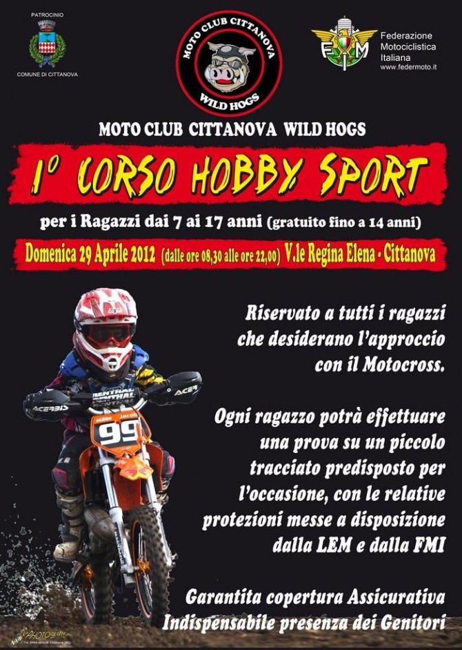HOBBYSPORT CITTANOVA 2012