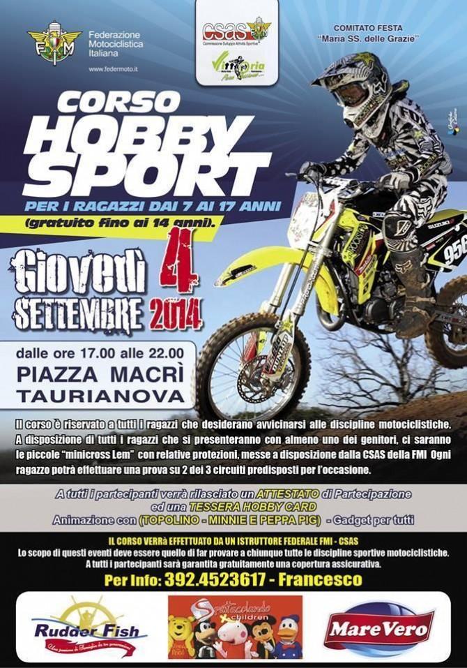 HOBBYSPORT taurianova 04092014
