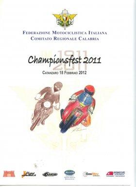 premiazione 2011 il 18.02.2012